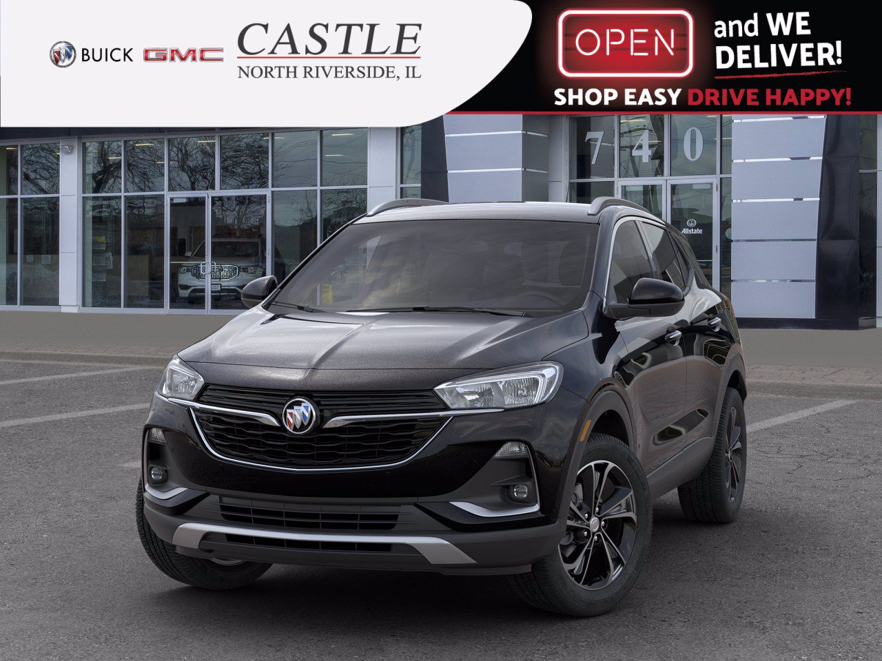 New 2020 Buick Encore GX Select