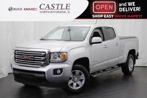 Certified Pre-Owned 2015 GMC Canyon 4WD SLE