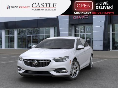 New 2020 Buick Regal Sportback Avenir